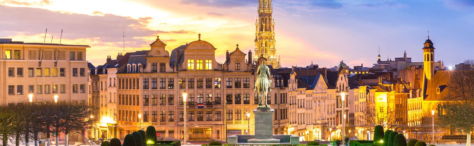 Diseño y cerveza de bienvenida en Bruselas (desde 2 noches)