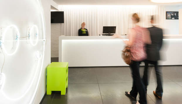 Ibis Styles Brussels Louise - Reception