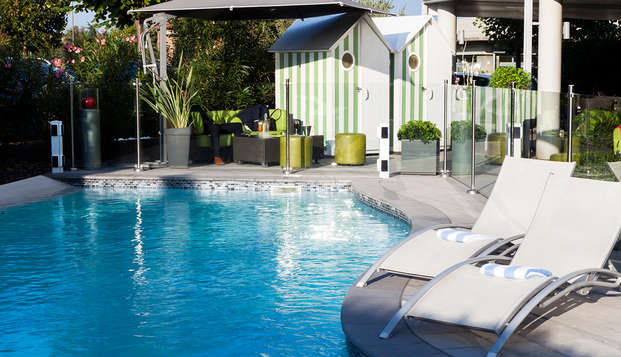 Hotel Courtyard By Marriott Toulouse Airport - NEW pool