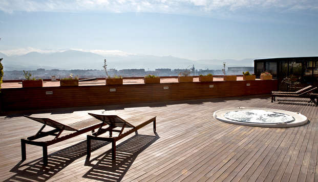 Barcelo Granada Congress - Terrace
