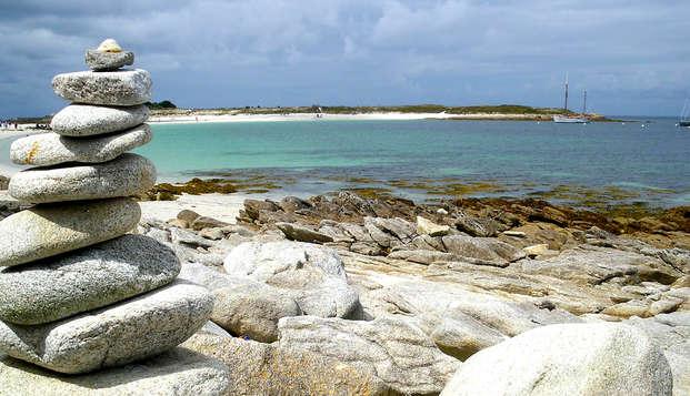 Découvrez l'archipel des Glénan et la magnifique presqu'île de Crozon