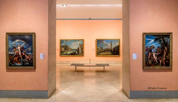Madrid de Museos: entradas sin colas en el Prado, el Thyssen y el Reina Sofia