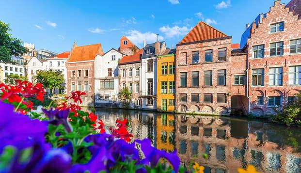 Scoprite la regione belga del Meetjesland in un lussuoso hotel