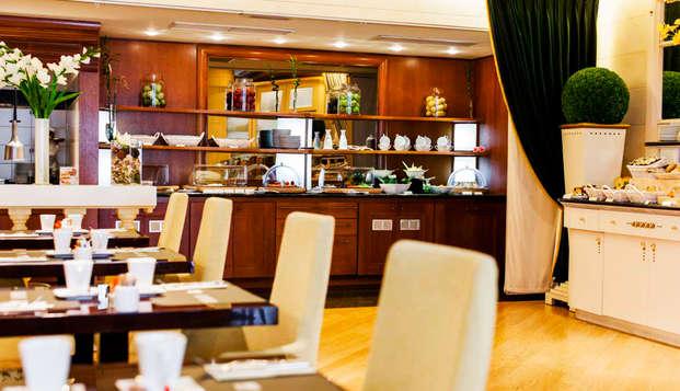Hotel Le Chatelain - buffet