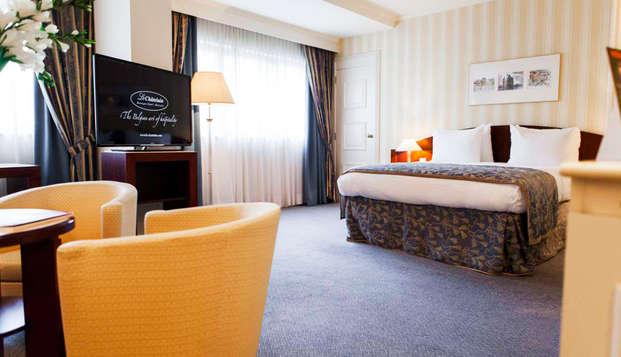 Hotel Le Chatelain - room