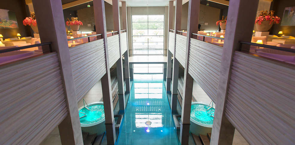 Spa Sport Hotel Zuiver Amsterdam Pays Bas