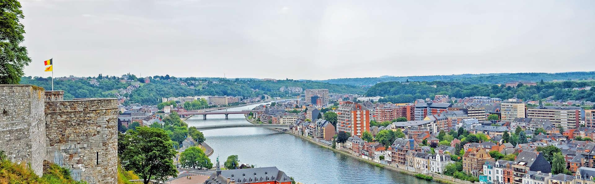 Massage et romance près de Namur (à partir de 2 nuits)