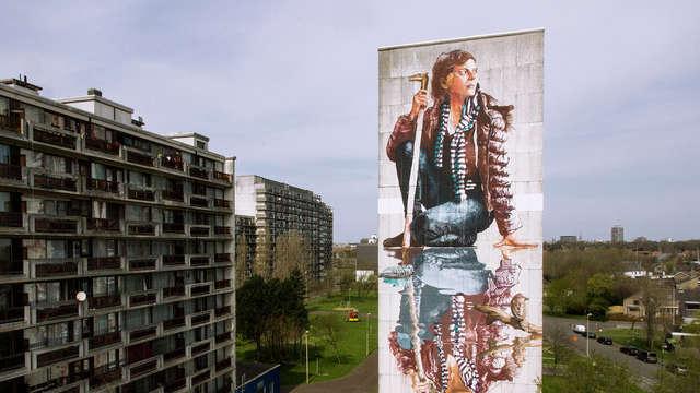 Heerlijk uitwaaien aan de kust van Oostende met de Street Art Tour
