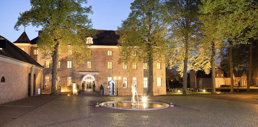 Bilderberg Château Holtmühle 4* - Venlo, Nederland