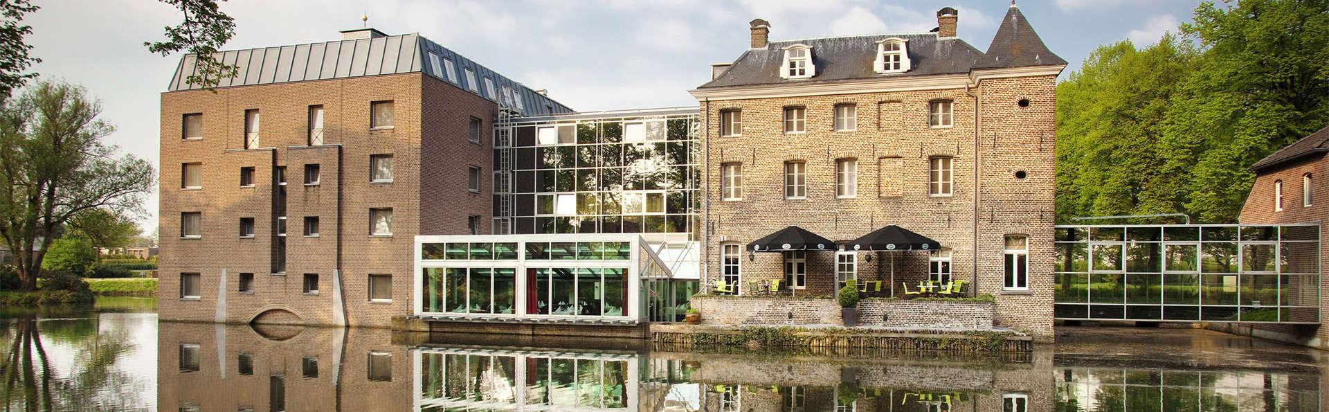 Plaisirs culinaires dans un château historique à Venlo (à partir de 2 nuits)