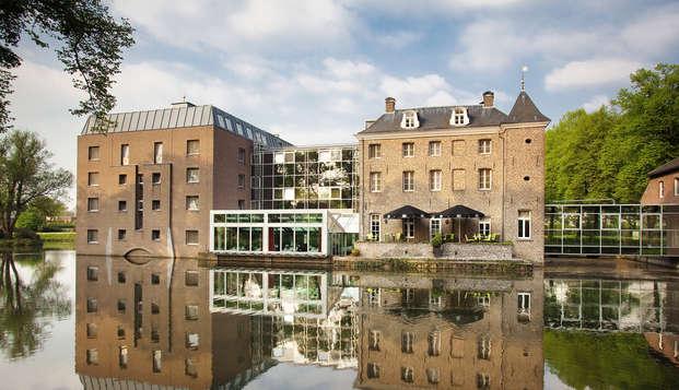 Culinair genieten in een historisch kasteel in Venlo (vanaf 2 nachten)