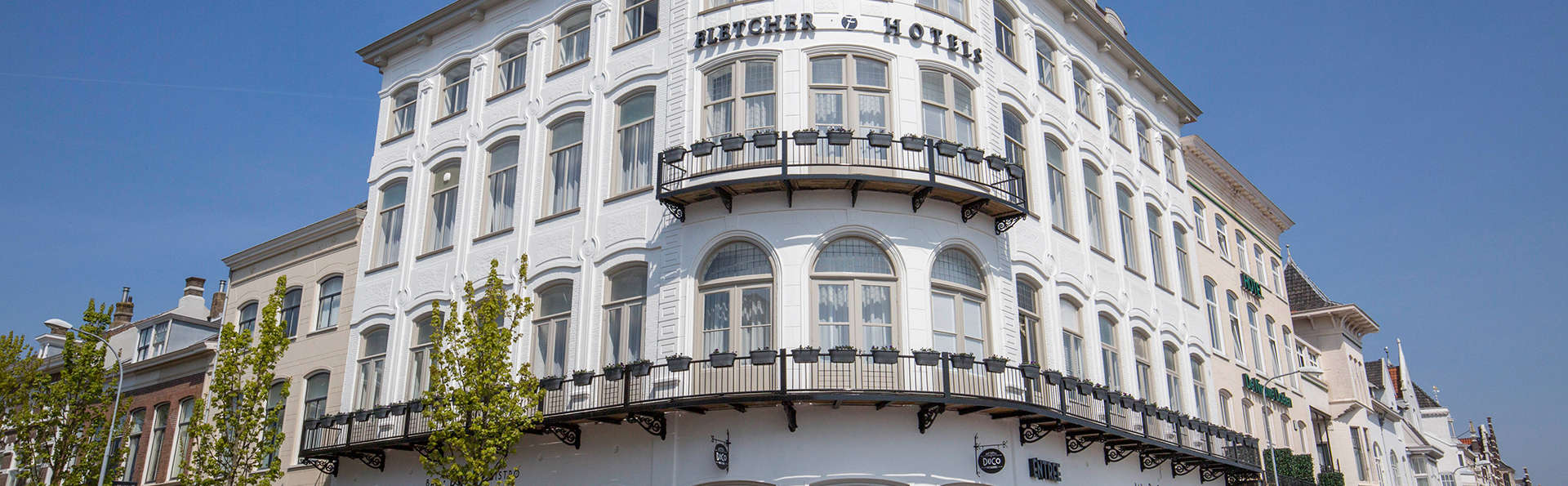 Fletcher Hotel-Restaurant Middelburg - EDIT_front.jpg