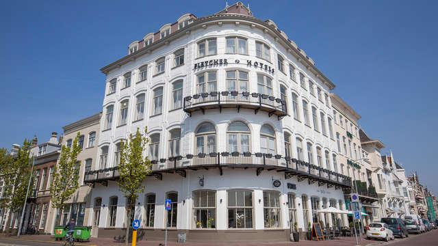 Geniet van luxe, comfort en het mooie Middelburg