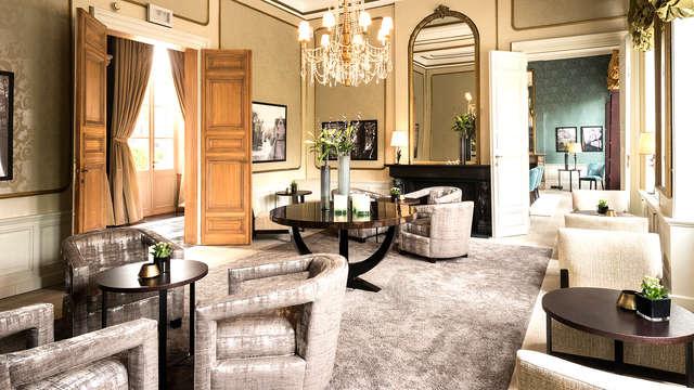 Hotel Dukes Palace - NEW LOUNGE