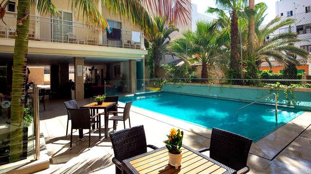 Escápate a Mallorca en un bonito hotel en la playa de S'Arenal