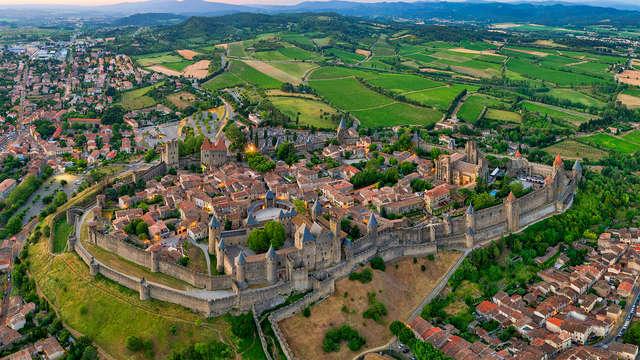 Week-end de charme en plein coeur de Carcassonne