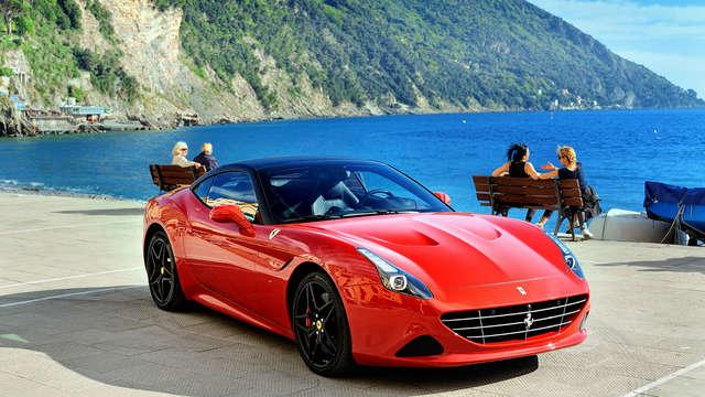 Week-end à Monaco avec location d'une voiture de luxe