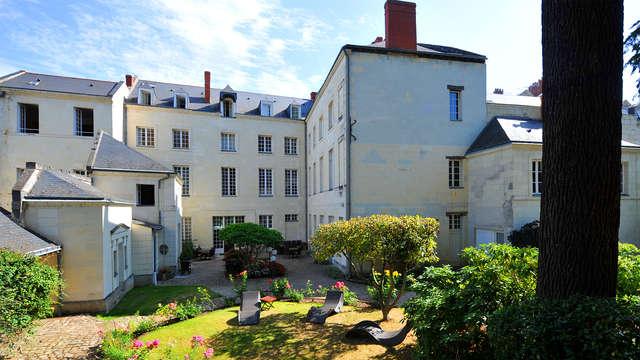 Évasion sous le signe du charme à Saumur