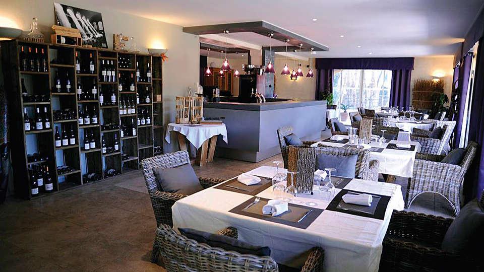 La Villa Vicha, The Originals Relais (Relais du Silence) - EDIT_restaurant3.jpg