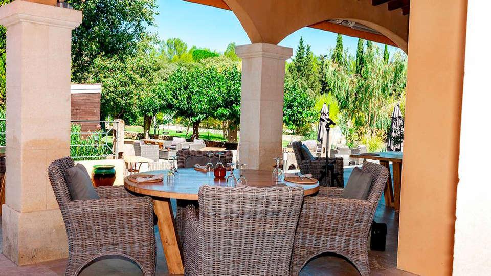 La Villa Vicha, The Originals Relais (Relais du Silence) - EDIT_restauranterrace.jpg