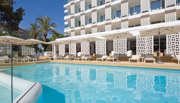 Escapada con vistas al mar en Palma de Mallorca