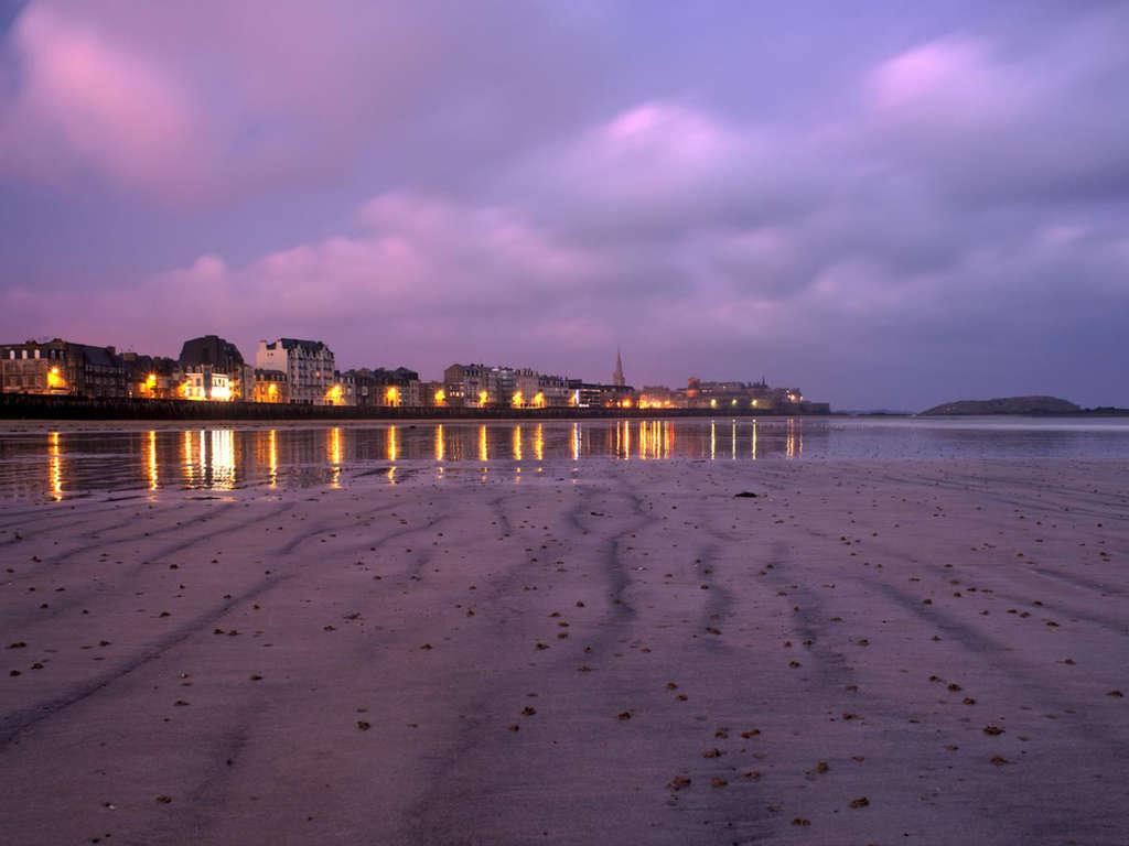 Séjour Saint-Malo - Week-end face à la mer à Saint-Malo  - 4*