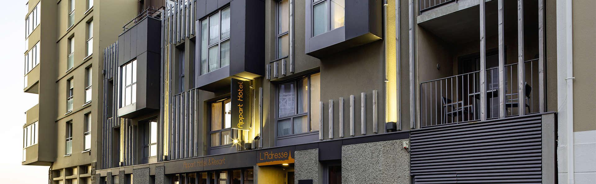 HOTEL **** & APPART HOTEL L'ADRESSE  - EDIT_Exterior1.jpg