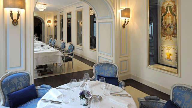Auberge du Jeu de Paume - Restaurant