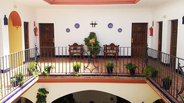 Hotel Vega de Cazalla inactive