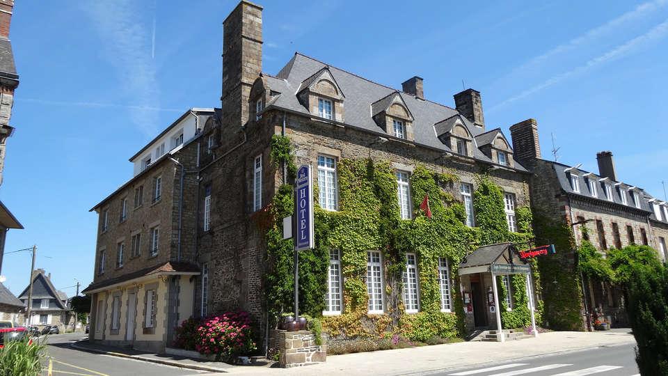 Best Western Hôtel Montgomery - EDIT_Exterior.jpg