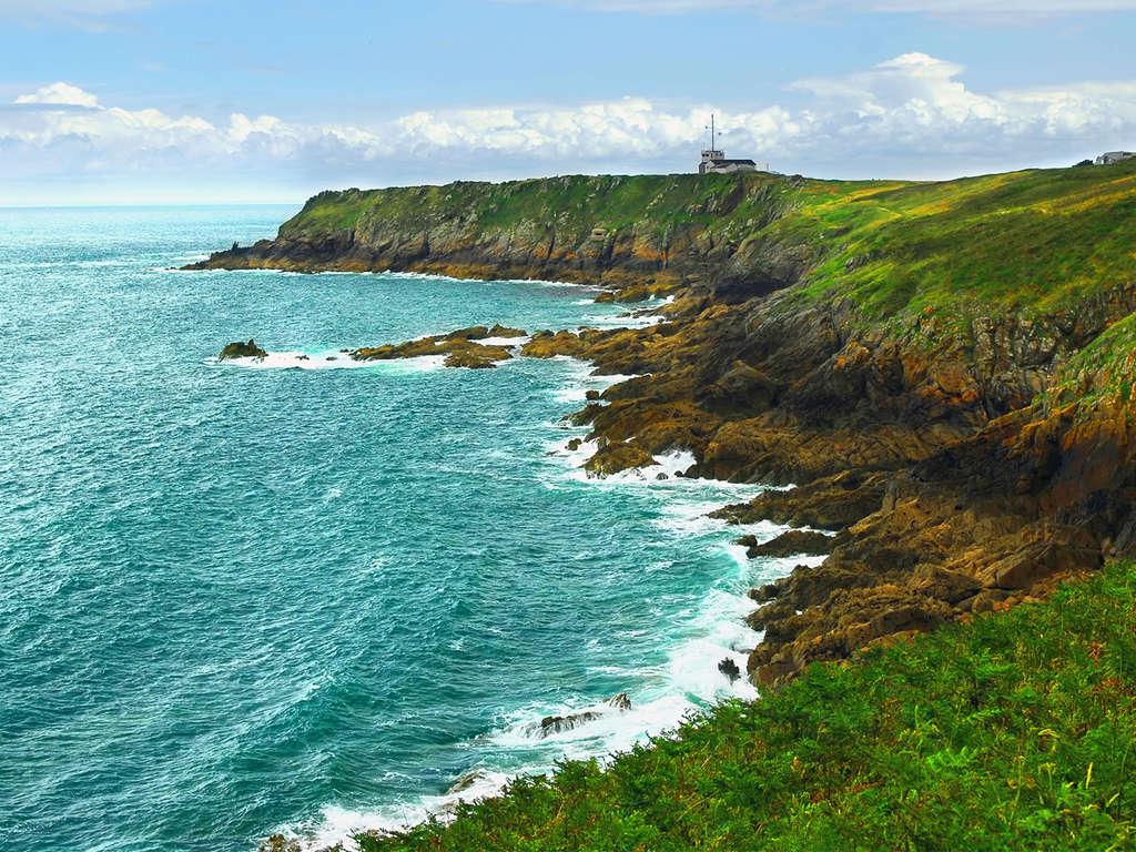 Séjour Bretagne - Bien-être avec modelage défatiguant à Cancale, ville portuaire située sur la Côte d'Émeraude  - 3*