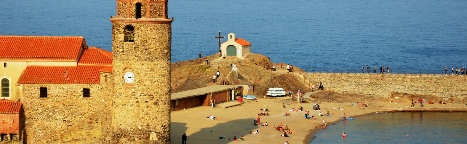Confort entre mer et soleil à Collioure