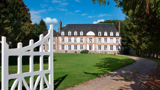 Week-end dans un château près de Rouen