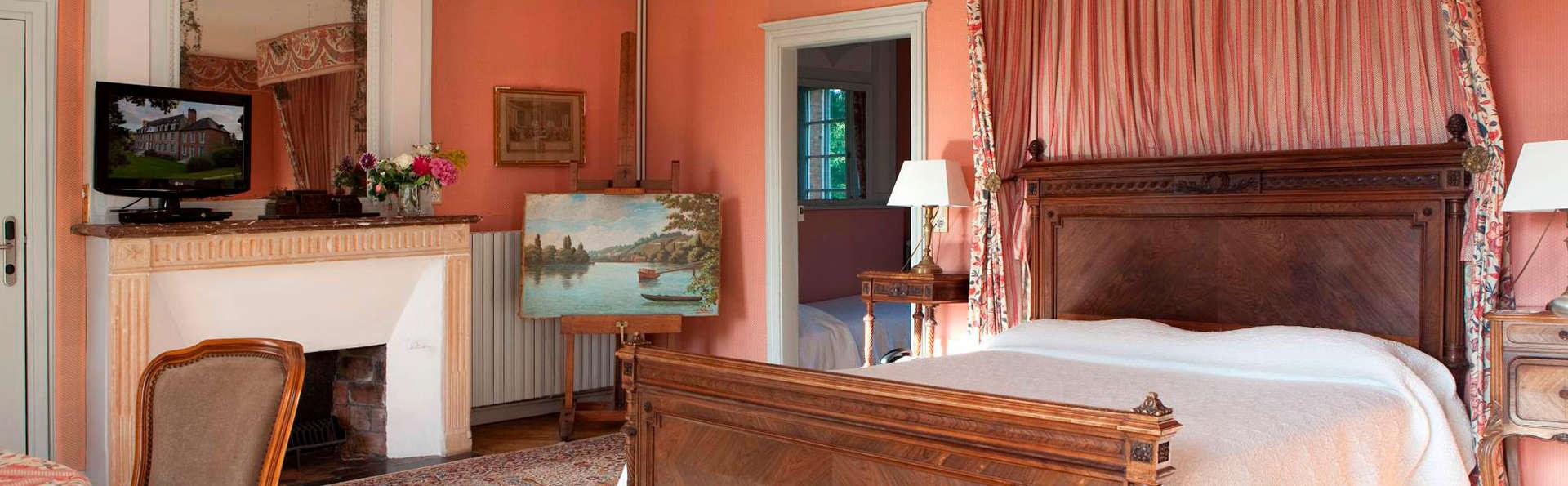 Château du Landel, The Originals Relais (Relais du Silence) - edit_room5.jpg