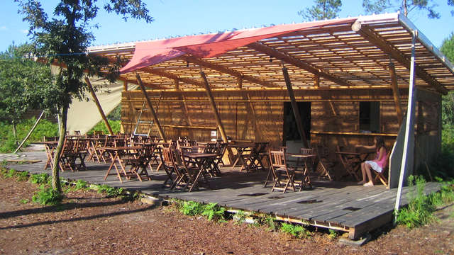 Week-end avec dîner en cabane perchée au coeur du parc régional de Gascogne