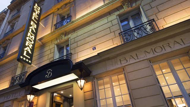 Hotel Balmoral Champs-Elysees - Facade