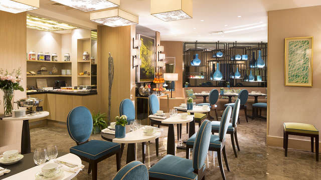 Hotel Balmoral Champs-Elysees - PDJ