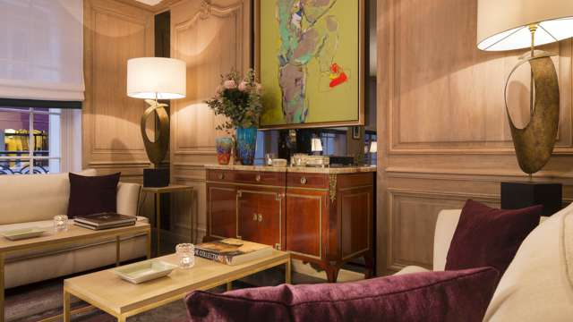 Hotel Balmoral Champs-Elysees - Hall png
