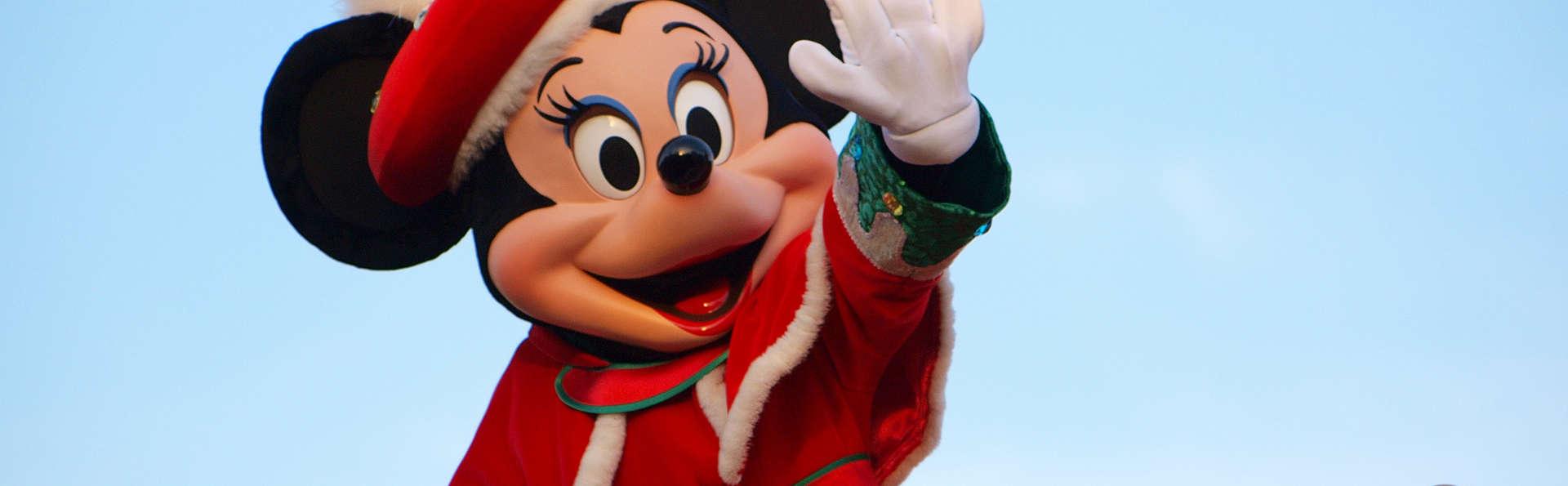 Offre spéciale: Séjour en famille à Disneyland® Paris (2 jours / 2 parcs)