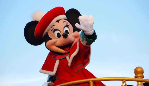 Oferta especial: Disneyland® Paris en familia (2 días / 2 parques)
