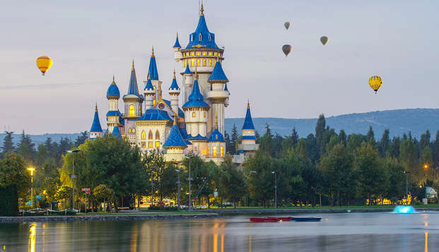 Expérience féérique aux Parcs Disneyland (3 jours/2 parcs)