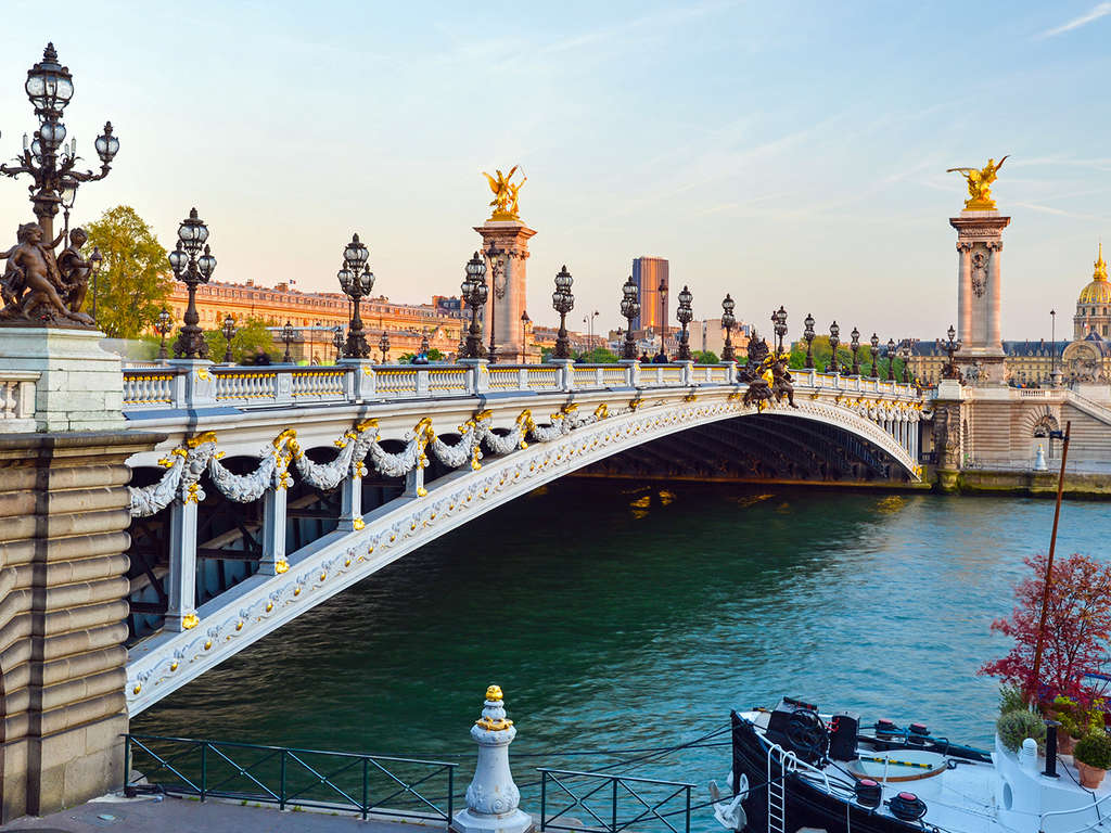 Séjour gourmand proche de Paris 4* (2 nuits minimum) - 1