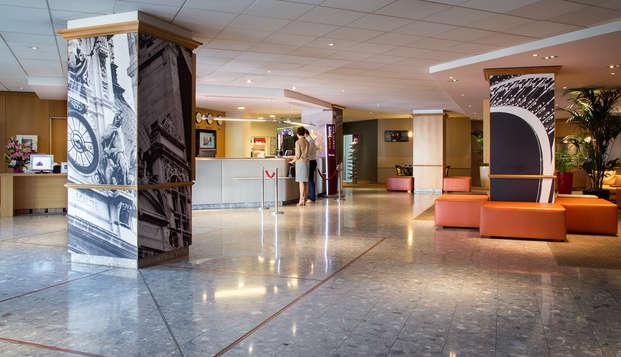Mercure Paris Roissy CDG - hall