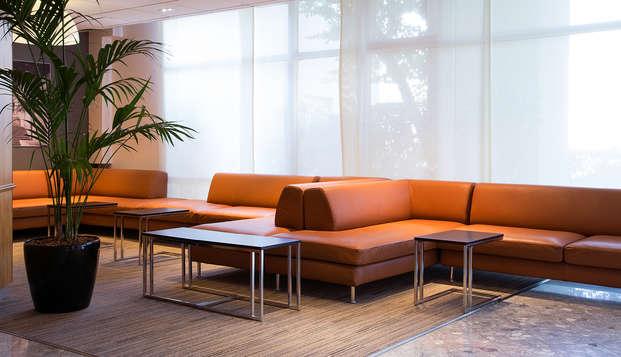 Mercure Paris Roissy CDG - lobby