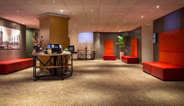 Mercure Paris Roissy CDG - lounge