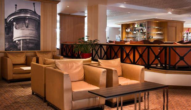 Mercure Paris Roissy CDG - salon