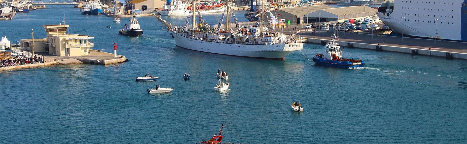 Week-end au bord de la mer avec croisière à Sète