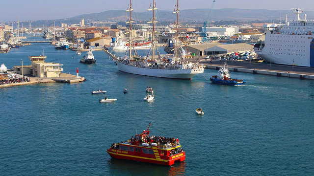 Week-end avec croisière en mer à la découverte de la ville de Sète