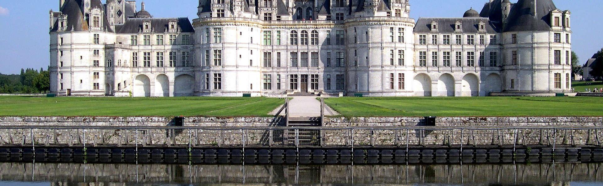 Week-end près de Blois avec entrées au Château de Chambord