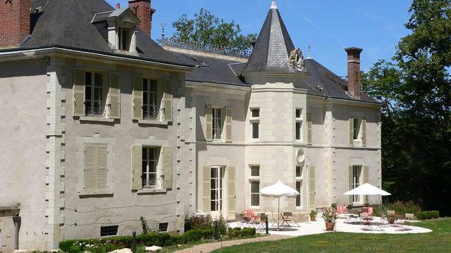 Week-end dans un château près de Blois
